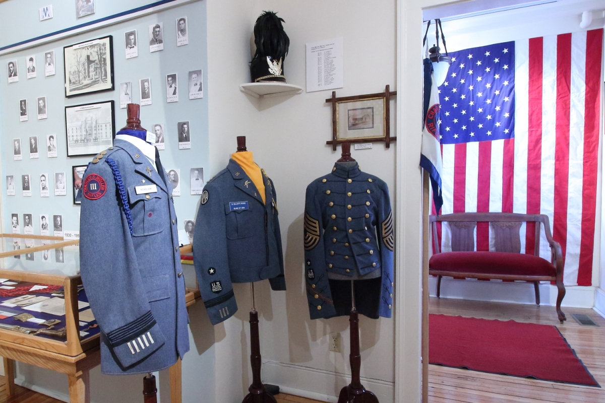 Dress Uniforms