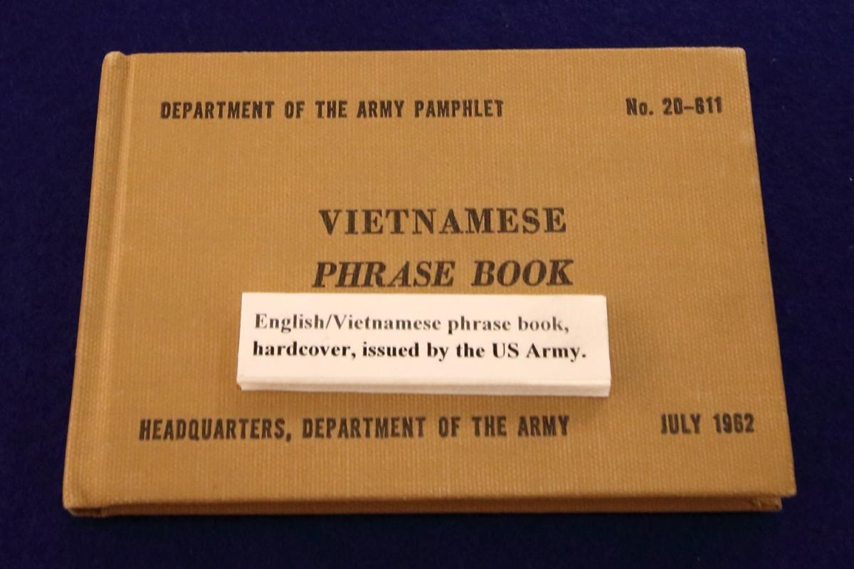Vietnamese Phrase Book