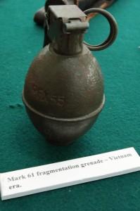 Mark 61 Grenade