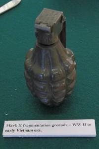 Mark II Grenade
